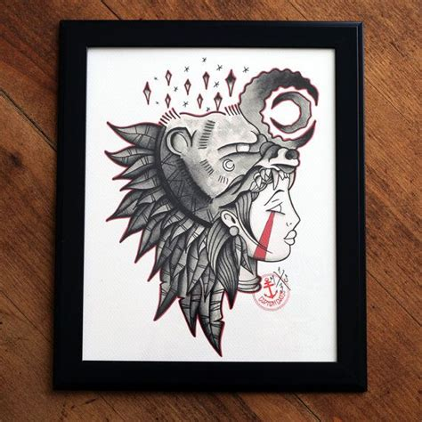 tattoo flash wall art 81 best artworks by captain chaos images on pinterest