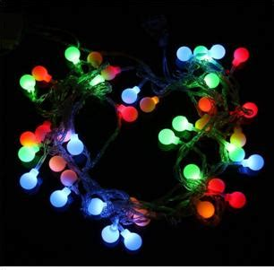 different types of christmas lights types of lights