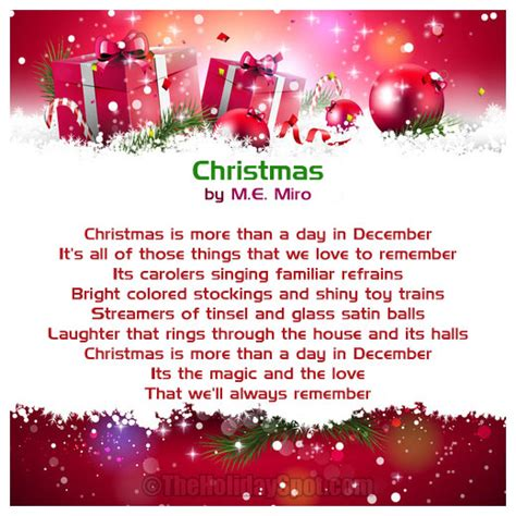 christmas poems 2017 short christmas poems for kids