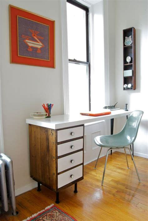 mid century modern computer desk 23 diy computer desk ideas that more spirit work