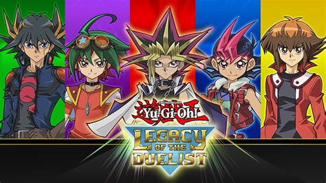 Yugioh World Legacy Discovery Original yugioh legacy of the duelist coming to xbox one and ps4