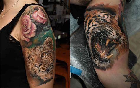 brazilian tattoo tattoos by artist led coult scene360