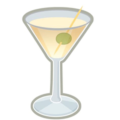 vodka martini png vodka martini icon cocktail icons softicons com