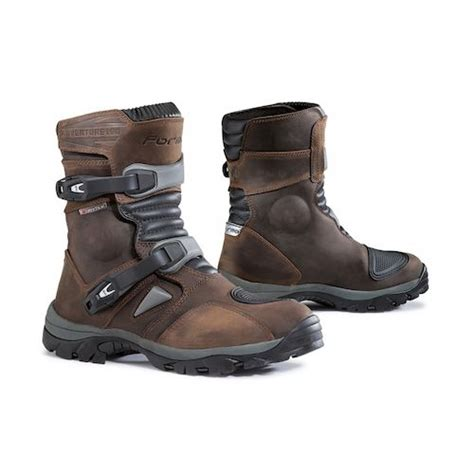 low motorcycle boots forma adventure low boots revzilla