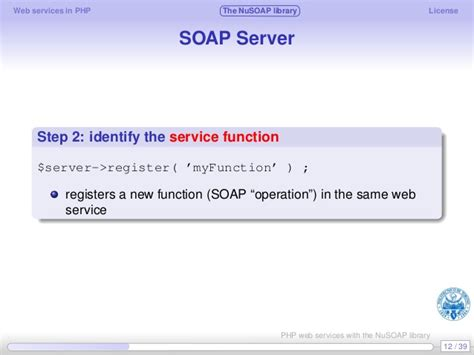 membuat web service dengan php nusoap php web services with the nusoap library