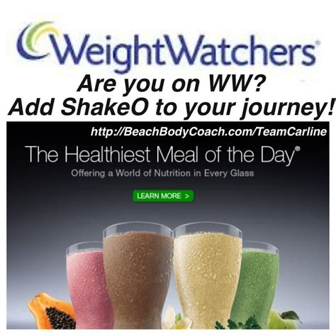 Blaise Detox by Weight Watchers Shakeology Chocolate 3 Pts Greenberry