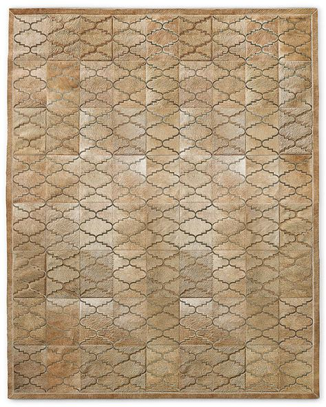 moroccan tile rug etched moroccan tile cowhide rug sand