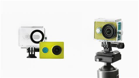 Gopro Untuk Selfie mi kamera mini xiaomi saingan berat htc gopro dimensidata
