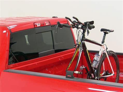 yakima truck bed bike rack dodge ram pickup yakima locking bedhead single bike truck