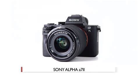 Sony Alpha A7 Ii Alpha 7 2 A7ii A7 2 Kit Fe 28 70mm sony alpha a7 ii mirrorless digital with fe ilce7m2k b