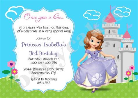 printable sofia the birthday and 31 similar items 1000 images about ballerina and princess inivitations on