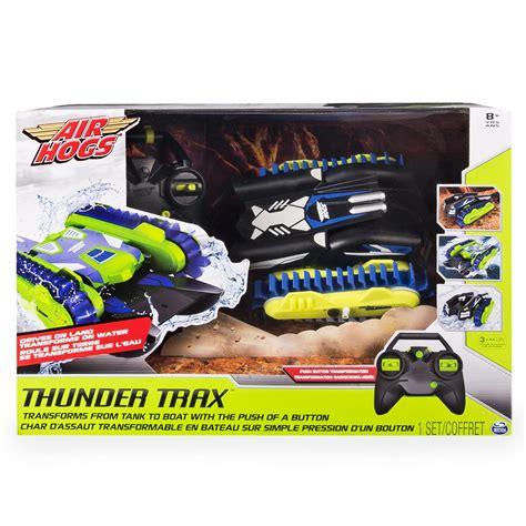 air toys air hogs thunder trax rc vehicle 2 4 ghz