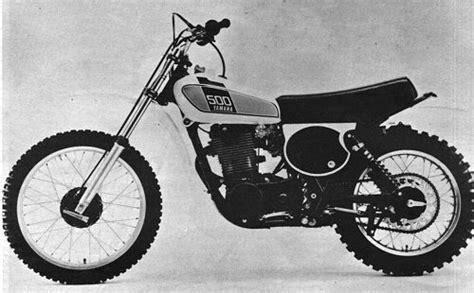 Yamaha Tt500c