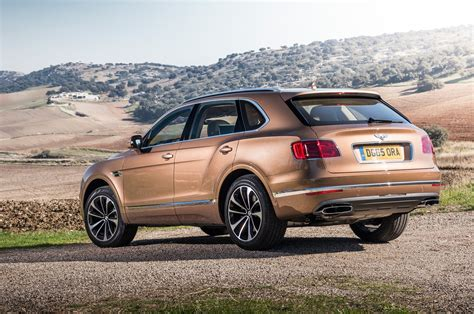 bentley bentayga exterior photo gallery 706278 2017 bentley bentayga review
