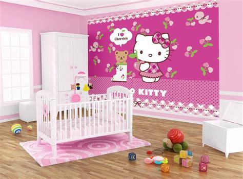 wallpaper hello kitty for room hello kitty bedroom wallpaper gallery