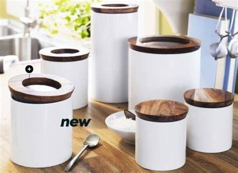 ikea storage canisters kitchen