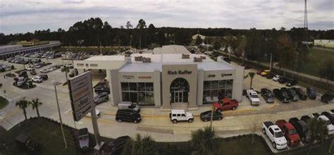 rick keffer dodge chrysler jeep yulee fl  car dealership  auto financing autotrader