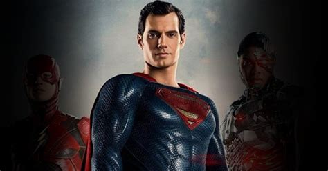 justice league film henry cavill first look at henry cavill superman in justice league set