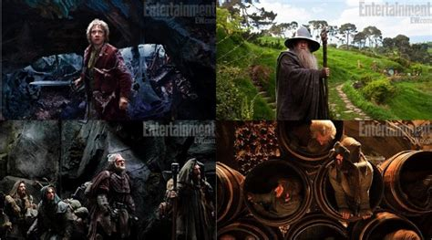 video film petualangan petualangan para kurcaci di foto baru the hobbit an