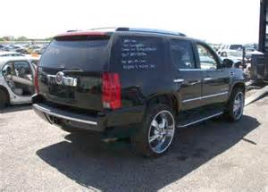 Cadillac Escalade Salvage Cadillac Escalade For Sale Salvage Auction Rebuildable