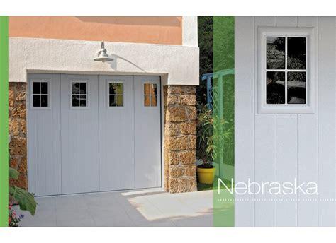 Porte De Garage Lapeyre 3706 by Porte De Garage Nebraska Coulissante Ext 233 Rieur