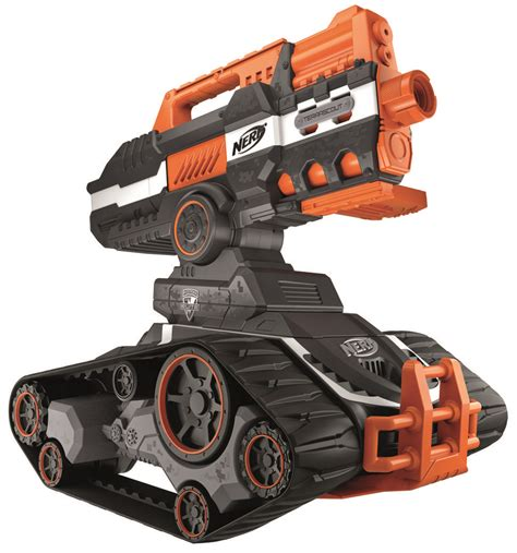 nerf car nerf now makes a equipped rc battle tank