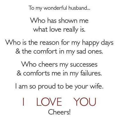 Anniversary quotes sayings to husband i love you