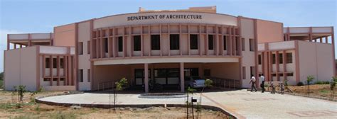 Top Mba Colleges In Trichy by Nit Trichy Architecture