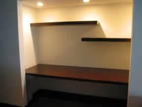 Diy floating desk inspiration and design ideas for dream house how