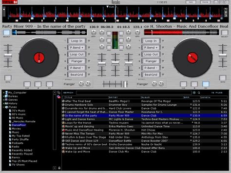 console virtuale dj virtualdj djc 5 2 release for rmx