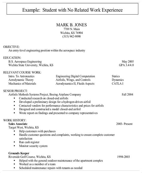 Sample Resume For Office Assistant With No Experience