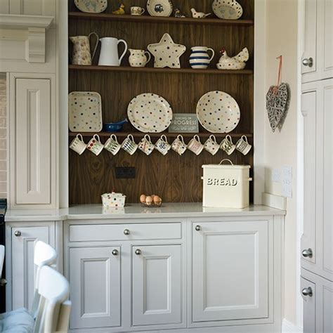 Traditional Kitchen Dressers by Kitchen With Traditional Dresser Kitchen Decorating Housetohome Co Uk