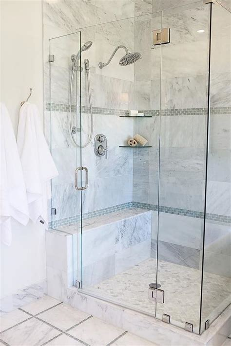 bathroom marble tile design idea with glass shelves tiles for gray glass mini brick shower border tiles with stacked