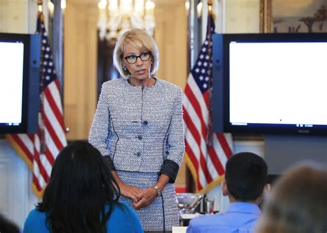 betsy devos articles us secretary of education betsy devos in the big d