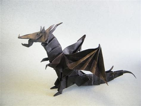Origami Fiery - 27 spectacular western style origami dragons