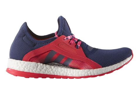 adidas boost x pair of shoes purple pink alltricks