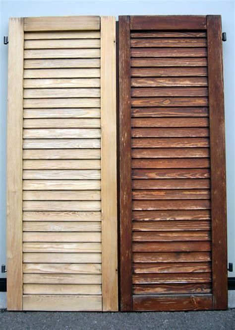 verniciare le persiane come verniciare infissi e serramenti in legno possofare