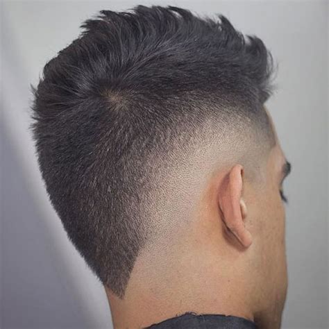 wonderful thick mohawk fade for thick mohawk fade 15 best mohawk fade