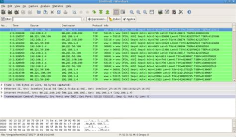 wireshark tutorial point what are ethernet ip and tcp headers in wireshark captures