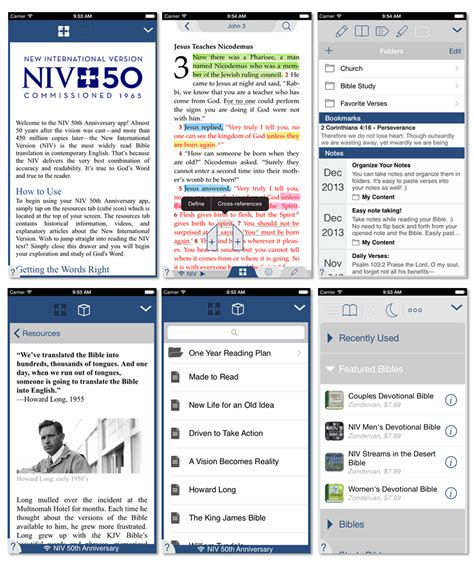 free niv bible app for android free niv bible app the niv bible