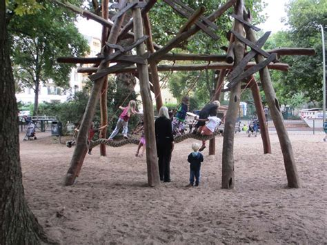 Swing Essay by Playgrounds Of Berlin A Photo Essay Lost In Berlin