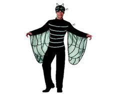 Decool 3111 Propeller Adv simple mosquito costume with hat and backpack creepy crawly costumes mosquitoes
