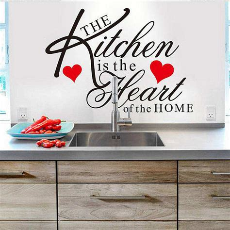 kitchen heart home wall