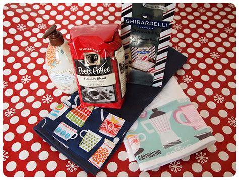 Handmade Hostess Gifts - half handmade kitchen towel froo boo