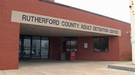 Rutherford County Arrest Records Rutherford County Administrator Fired Wkrn News 2