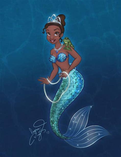 Disney Princess Images Mermaid Tiana Wallpaper And Pictures Of Disney Princesses As Mermaids