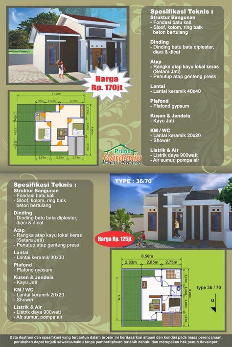 rumah dijual jual rumah perumahan prima gardenia