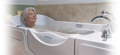bathtubs for seniors walk in tubs bathtubs for seniors safe step tub