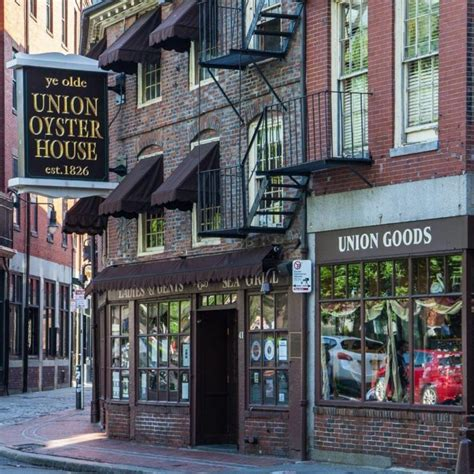 union oyster house 8 best restaurants that serve clam chowder in boston