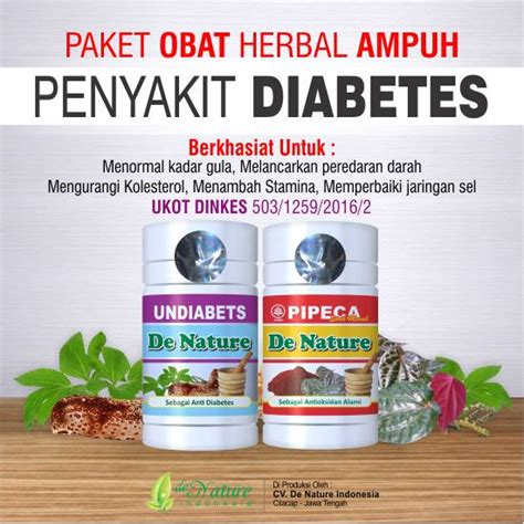 Diabetacare Obat Herbal Diabetes obat herbal diabetes